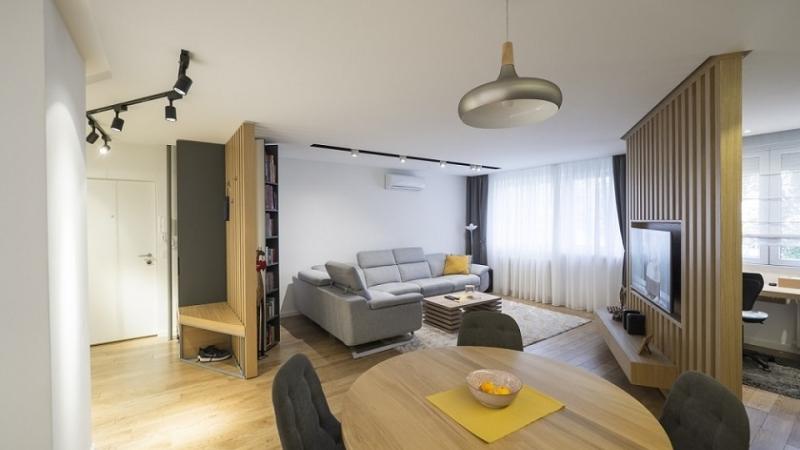 Izbor stana, uređenje prostora, pogled na detalje